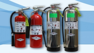 NA/Fire Extinguishers NA