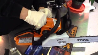 Aus/Chainsaw Maintenance and Safety Aus