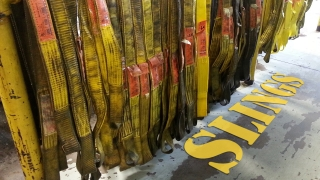 Aus/Inspection Care and Storage of Slings Aus