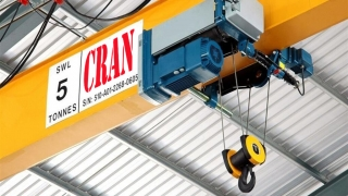 Aus/The Safe Operation of Overhead Cranes Aus