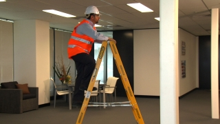 Aus/The Safe Use of Ladders Aus